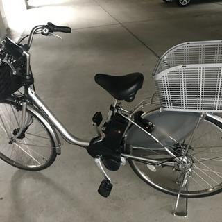 パナ電動自転車