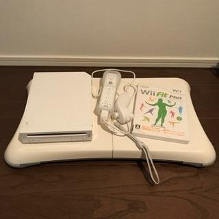 Wii本体 + Wii Fitセット