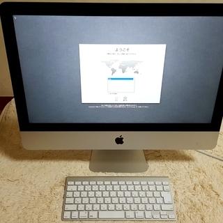 【最終値下げ】 iMac 21.5インチ Late 2012 Co...
