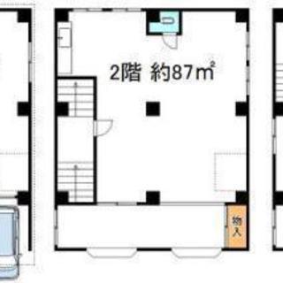 手数料なし 賃ビル 西成区 倉庫、民泊、事務所
