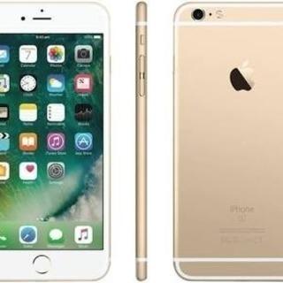 【SIMフリー!!】iPhone 6Plus ゴールド 128GB