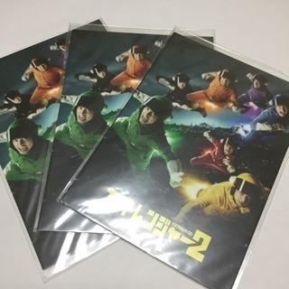 エイトレンジャー ポストカード 6枚 はがき セット 非売品