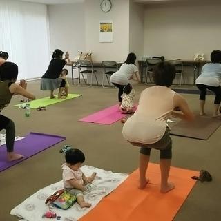 産後ママの為のヨガレッスン 子連れOK 初心者大歓迎 - 品川区
