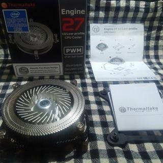 CPUクーラー Engine27中古