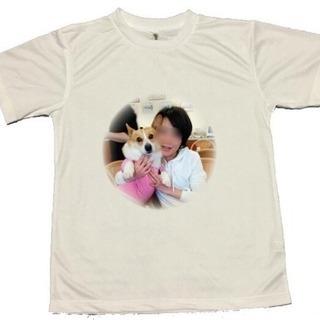 お持ちの写真データから、オリジナルTシャツを短納期で製作します
