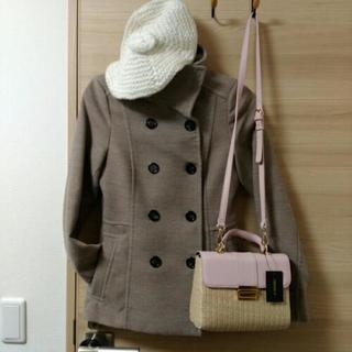 H&Mベージュジャケット