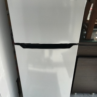 Hisense  2ドア冷凍冷蔵庫  2017年製