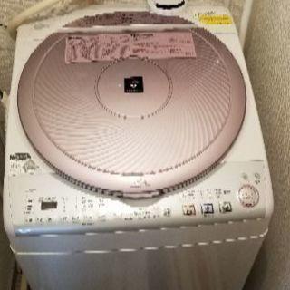 SHARP★プラズマクラスター付き洗濯機