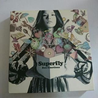 Superfly「Box Emotions」初回限定盤