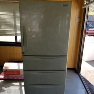 373Lの4段冷蔵庫❗清掃済み‼