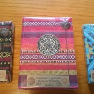 チェンマイで購入🎵新品ノート