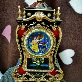 ★★美品!!ディズニープリンセス「美女と野獣」高さ31㎝のキャッ...