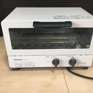 オーブントースター Panasonic NT-T100