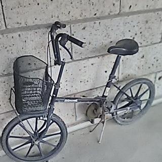 古い折りたたみ自転車差し上げます。