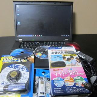中古パソコン ThinkPad T520 Core i5-252...