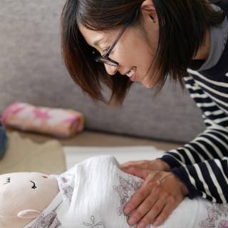 妊婦さん~低月齢の赤ちゃん・おくるみタッチケア教室・堺