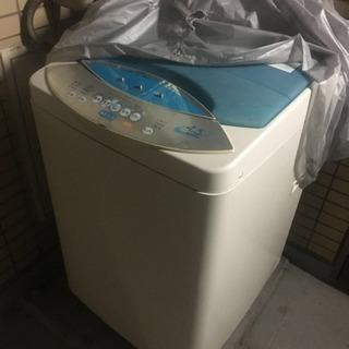 無料でもらえる!シャープ洗濯機!