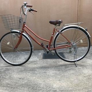 美品‼︎ 変速ギヤ付‼︎ 27インチ中古自転車