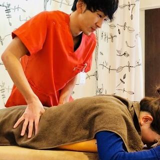 腰痛、ギックリ腰で通院なら【駅徒歩30秒】オレンジ鍼灸整骨院|西中...