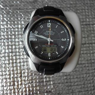 【美品】カシオ タフソーラー腕時計