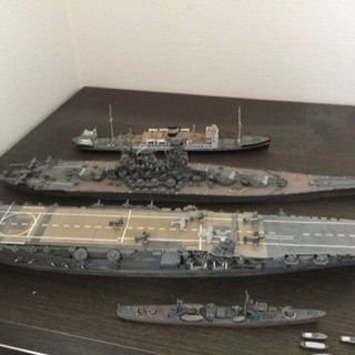 戦艦大和 空母加賀 駆逐艦 氷川丸