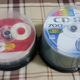 CD-RとDVD