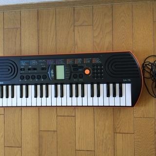 電子ピアノ ほぼ新品 あげます。