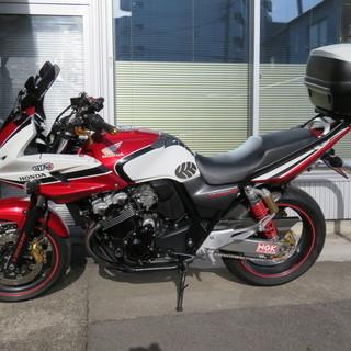 SHELLOバイクパークナゴヤ CB400スーパーボルドール CB...