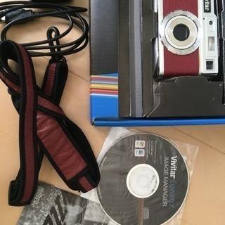 トイカメラVivitar vivicam8027 - 売ります・あげます