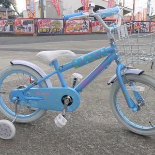 アサヒ DUALLY GIRL 16インチ 三輪 子供用 自転車...