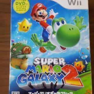 【中古品】Wiiソフト スーパーマリオギャラクシー2(最終値下げ)