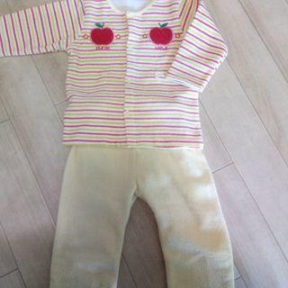 激安❢委託❢子供用室内着&上下セットパジャマ90サイズ