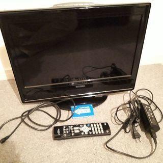 2010年式カンデラ 19インチ デジタル液晶テレビ