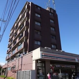 【眺望・日当たり良好♪】2DK・家賃8.4万円・コンビニすぐ下