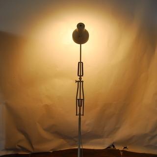 照明 無印良品 LED 間接照明 アルミ フロア ライト キャリア - 岡崎市