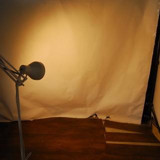 照明 無印良品 LED 間接照明 アルミ フロア ライト キャリア - 家具
