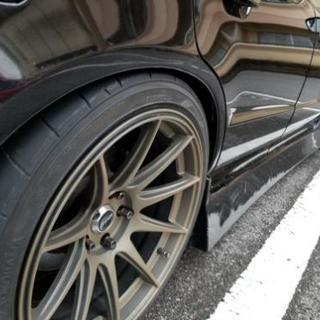 タイヤ組み換え1本500円