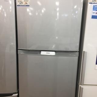 安心の6ヶ月保証付き。2ドア大型冷蔵庫