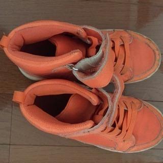 19センチ靴