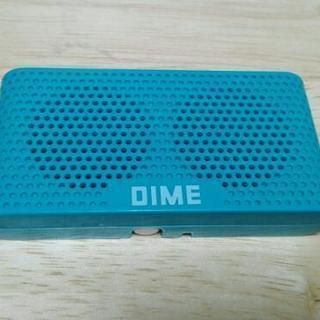 DIMEのポータブルスピーカー