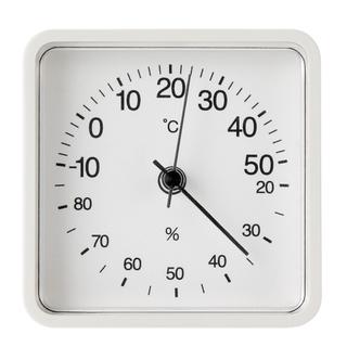 無印良品 コンパクト温湿度計の画像