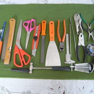 再再再値下げ品 家庭用工具SET