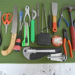 再再再値下げ品 家庭用工具SET No2