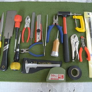再再再値下げ品 家庭用工具SET No3