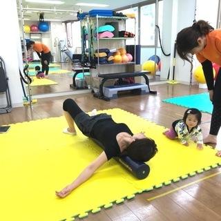 4月【募集】産後の美骨盤ダイエット体験会 簡単体幹トレーニング(コアトレーニング)で引き締めの画像
