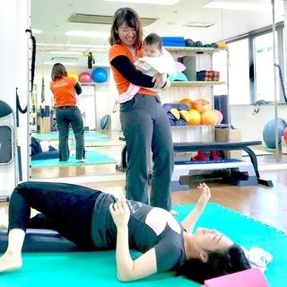 4月【募集】産後の美骨盤ダイエット体験会 簡単体幹トレーニング(コアトレーニング)で引き締め - 広島市