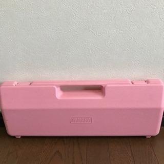 ピンクのハーモニカ