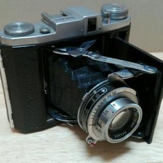 【終了】第一光学の蛇腹カメラ Zenobia(動作未確認)