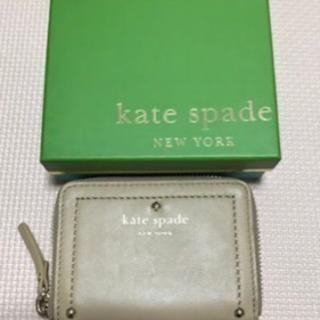 【お値下げ】美品♡katespade NEWYORK お財布