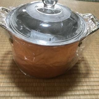 ロイヤルシチューポット純銅製